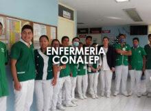 Carrera de enfermería Conalep