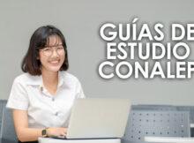 Guias de Estudio CONALEP en PDF