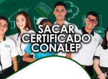 Certificado Conalep