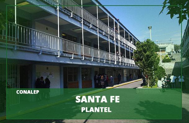 Conalep Santa Fe